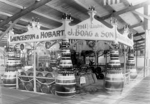 James Boag's Beer Stall